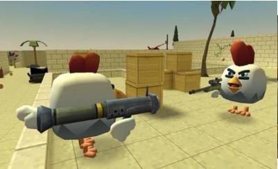 小鸡火力对决手游下载