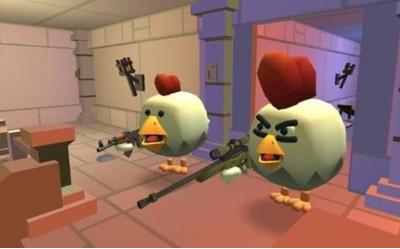 小鸡火力对决安卓最新版下载