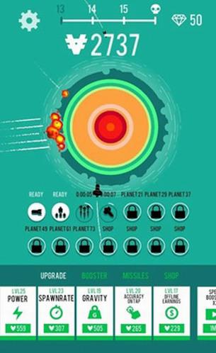 星球轰炸机下载v1.0.4安卓版