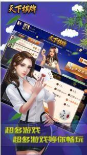 天下棋牌82699(二维码)