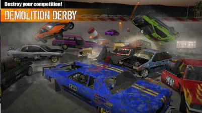 冲撞赛车3破解版下载