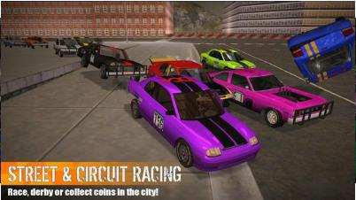 冲撞赛车3无限金币版