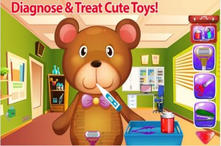 我的玩具诊所游戏下载