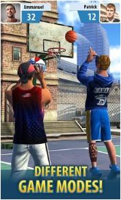 篮球明星无限金币破解版下载