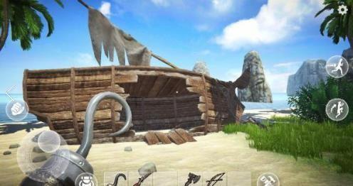 最后的海盗岛屿生存破解版安卓版