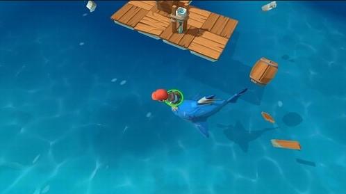 史诗木筏手机版小岛攻略