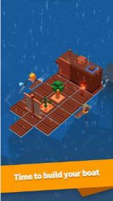 海上建造模拟无限木头无限钻石