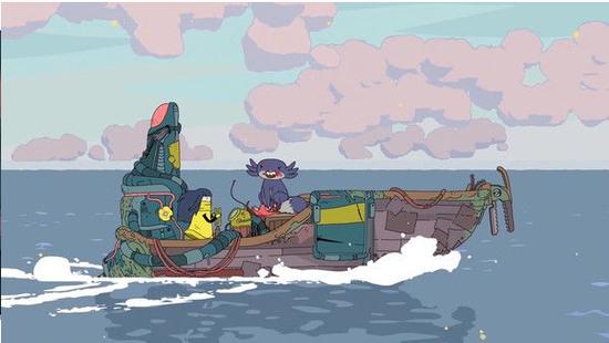 Minute of Islands破解版下载