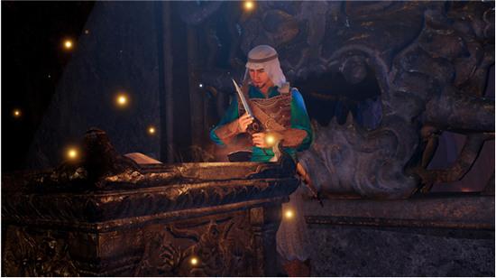 波斯王子:时之沙重制版游戏