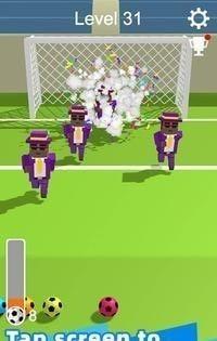 直击3D足球游戏下载