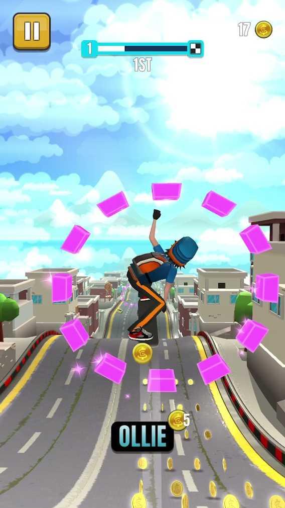 滑冰小将游戏下载破解版