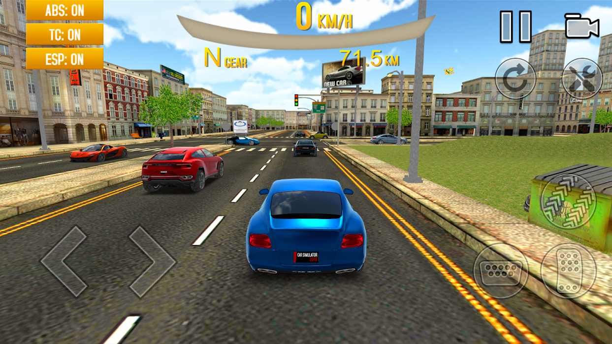 驾驶汽车模拟器2020中文破解版下载