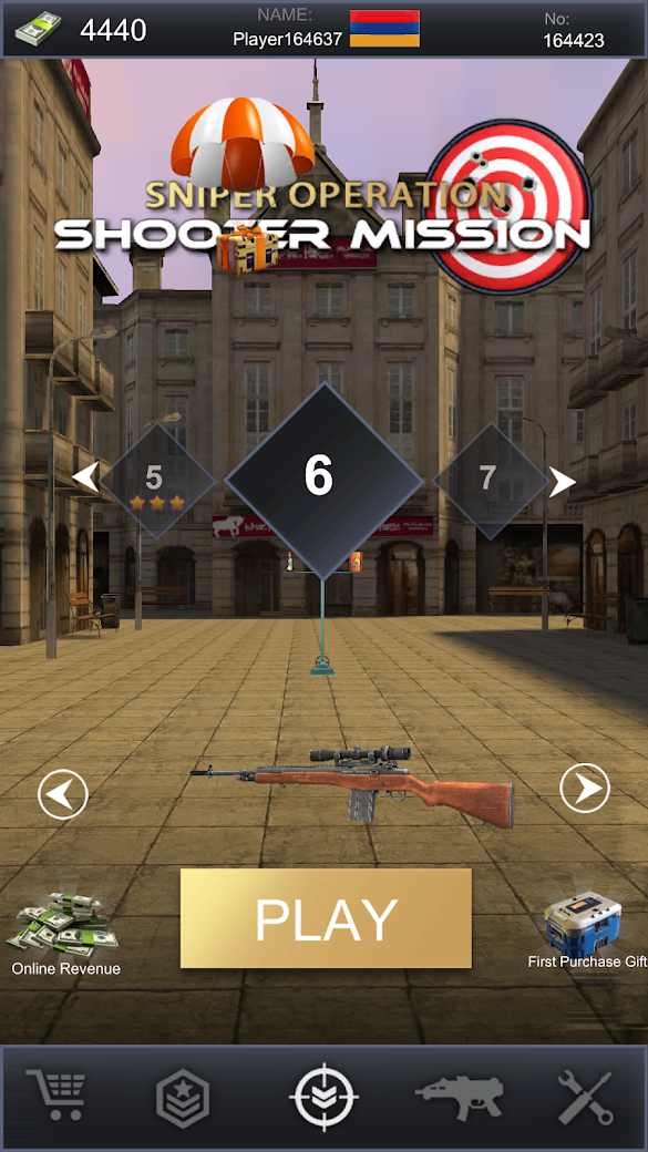 狙击手行动射击任务破解版下载,狙击手行动破解版游戏下载