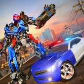 警察机器人犯罪之城中文版