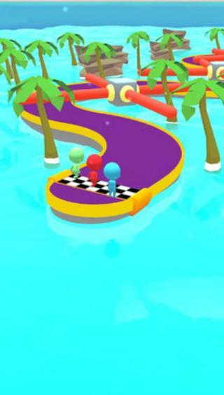 人类海滩淘汰赛游戏下载