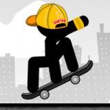 火柴人滑板特技最新版
