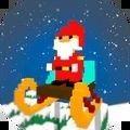 像素滑轮车圣诞中文版