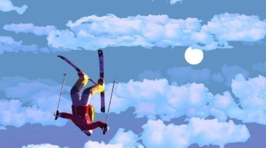 自由式滑雪破解版