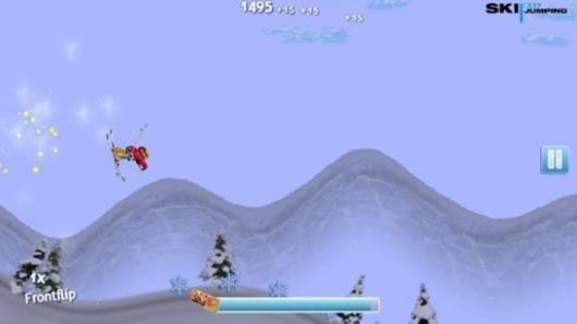 自由式滑雪游戏关卡全解锁