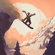 高山滑雪冒险破解版