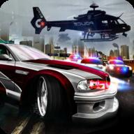 警车追逐游戏无限金币版