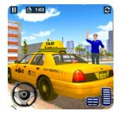 现代疯狂出租车安卓版