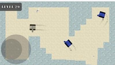 微型坦克射击手机版下载