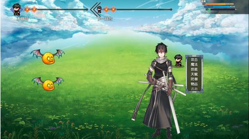 我要成为铸剑师图片