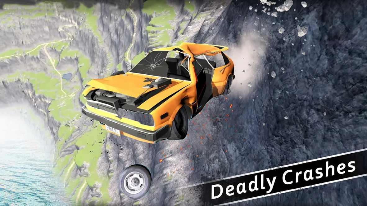车祸测试模拟器3D安卓游戏
