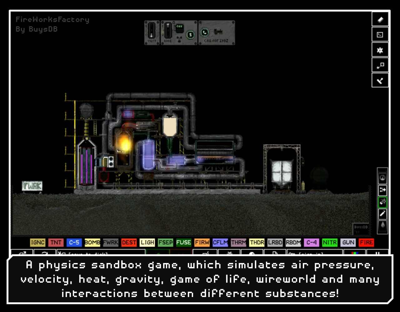物理沙盒模拟安卓游戏