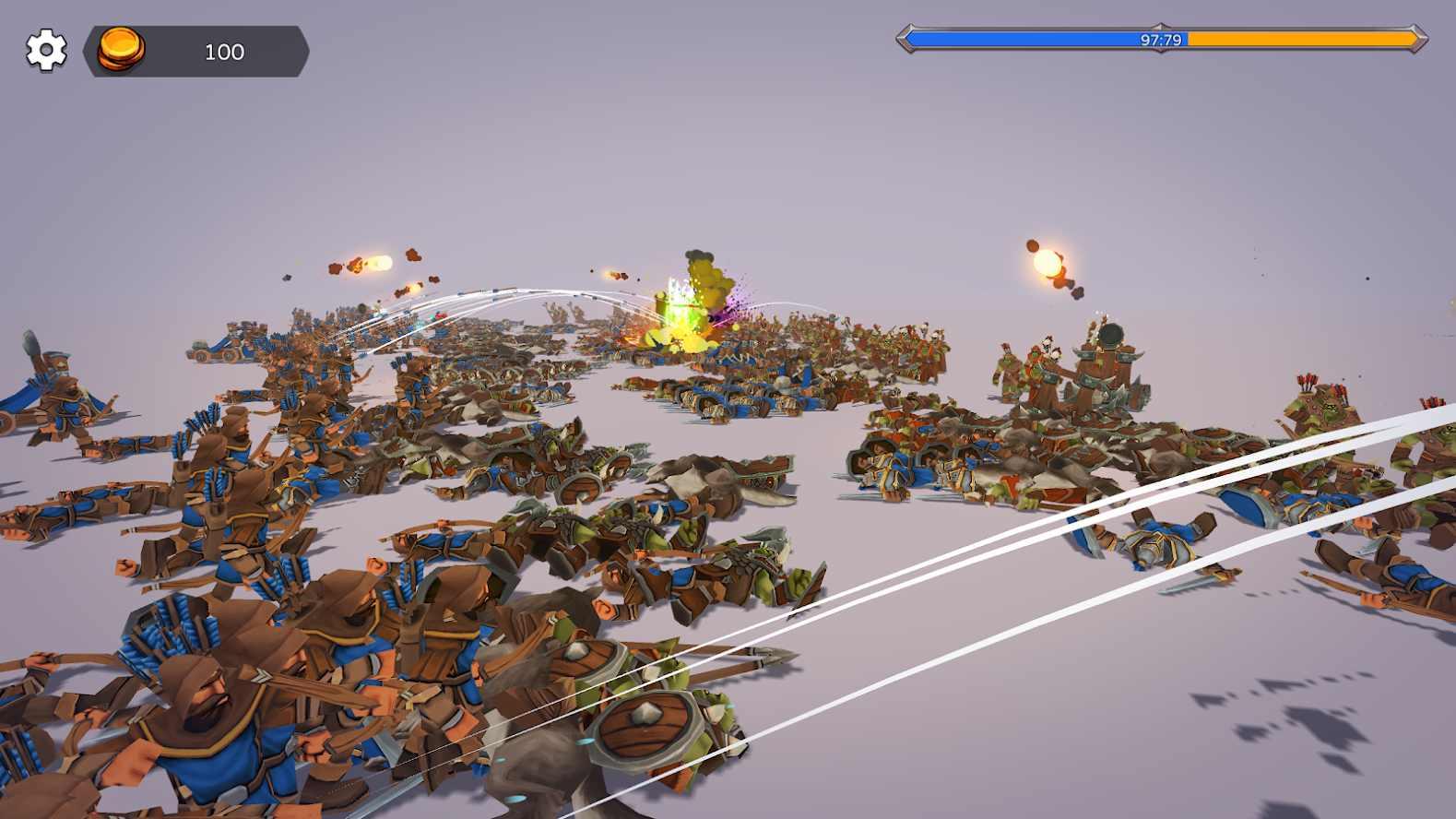 史诗3D战争破解版安卓游戏