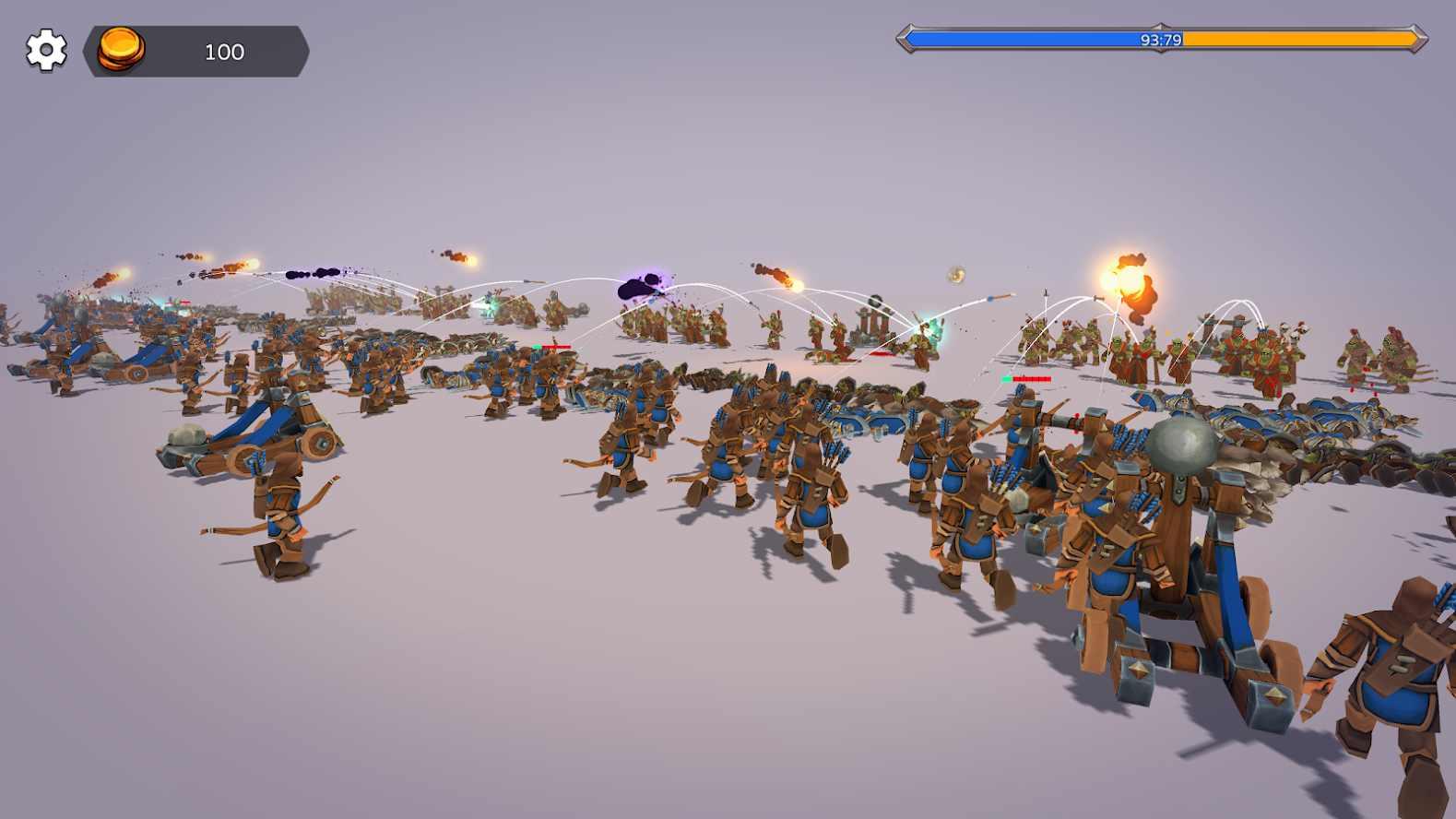 史诗3D战争破解版