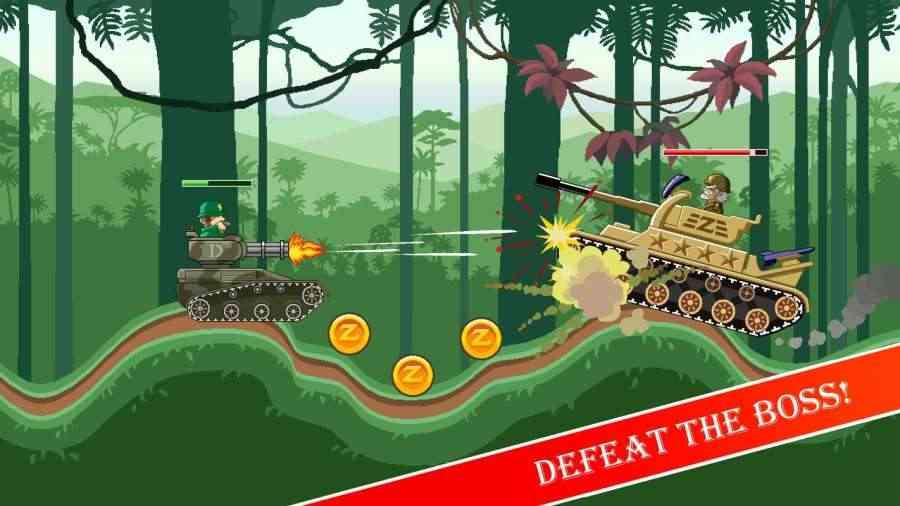有趣的坦克破解版