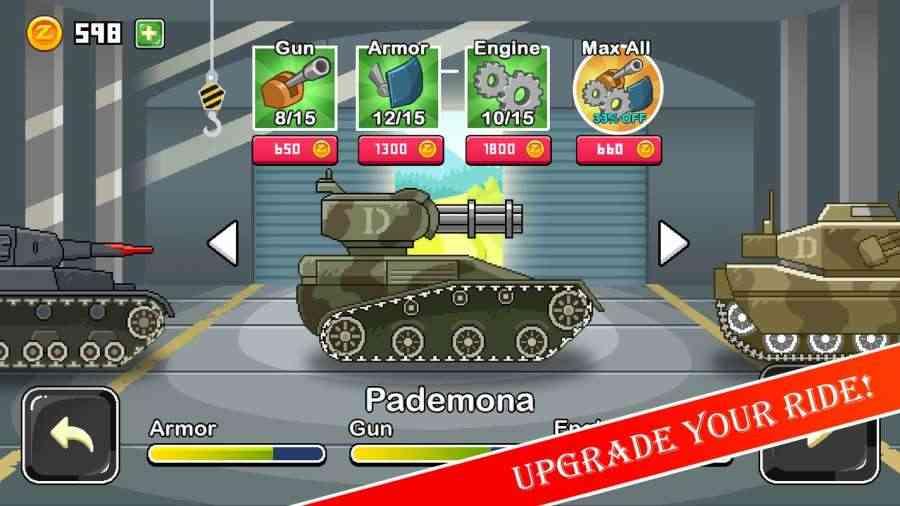 有趣的坦克最新版