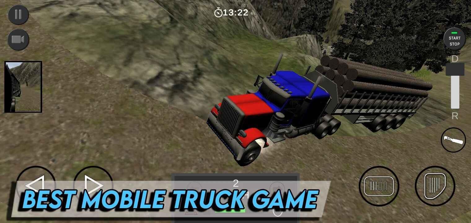 卡车模拟器2021最新版