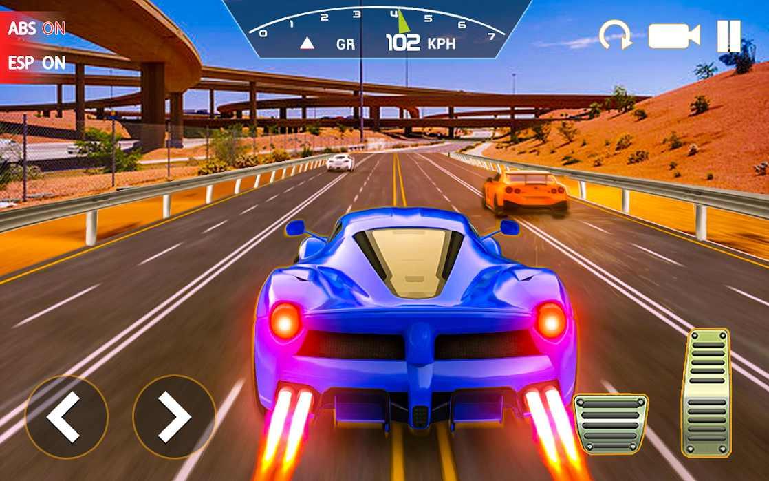 顶级赛车游戏破解版无限金币