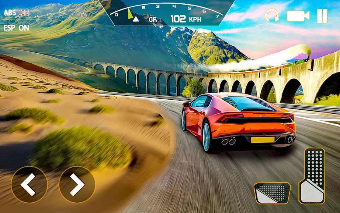 顶级赛车游戏手机版