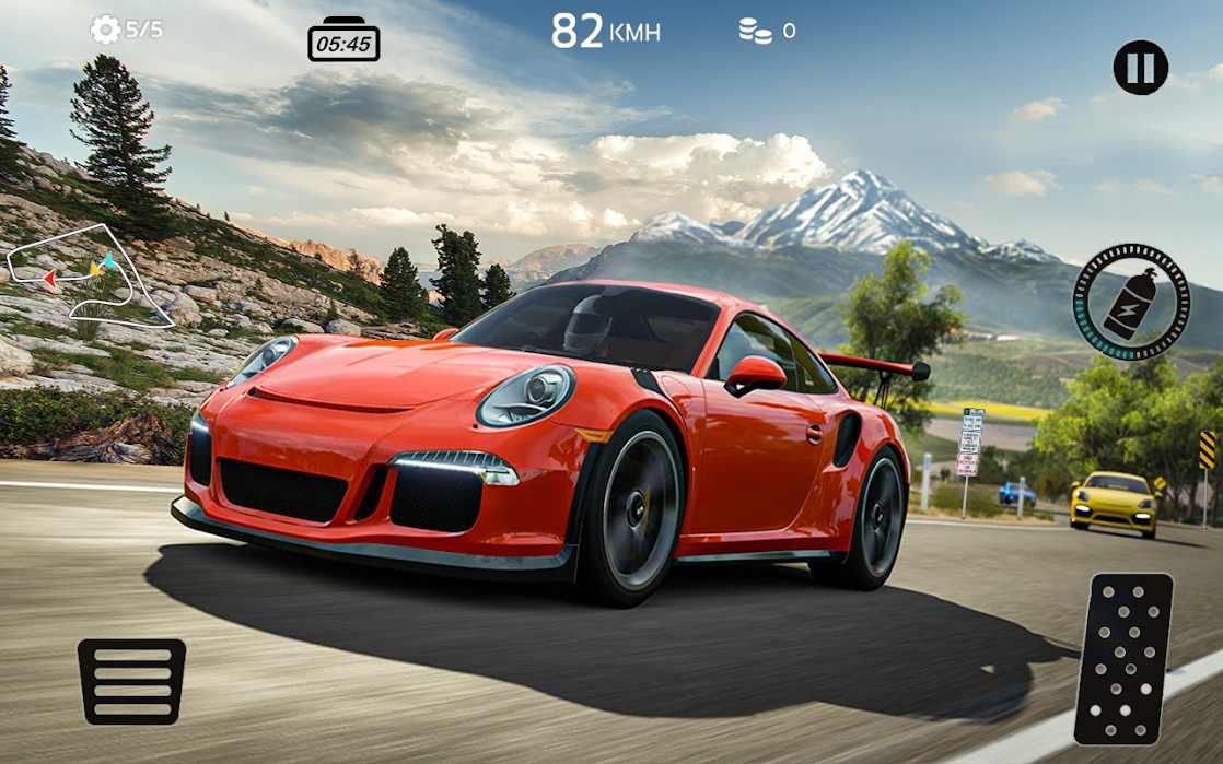 顶级赛车游戏最新版