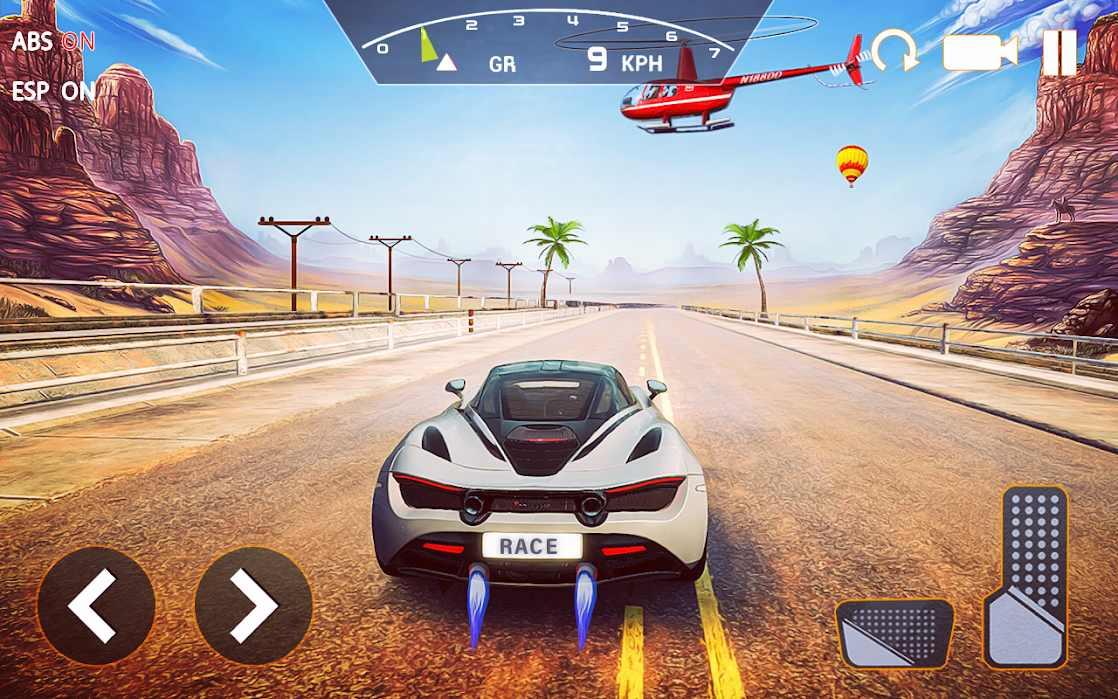 顶级赛车游戏
