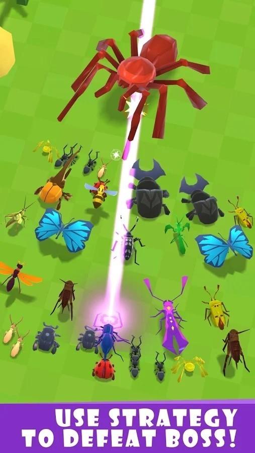 虫子冲突官方版下载
