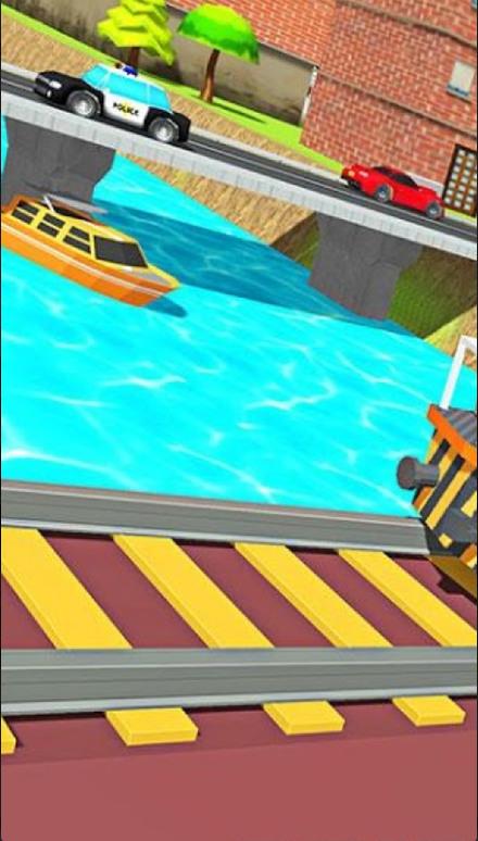 像素桥梁建造师游戏下载