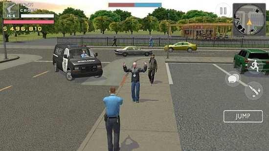 警察模拟器破解版