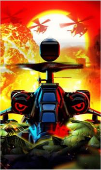 武装直升机战争边缘安卓版下载