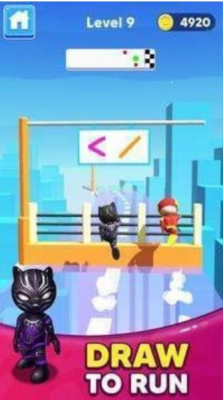3D画线比赛最新版下载
