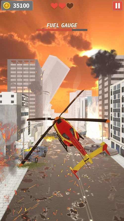 直升机逃生手机版