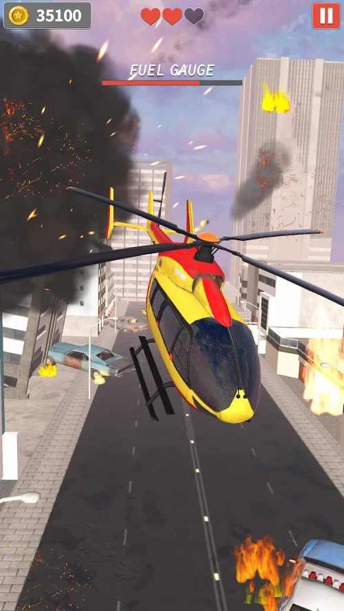 直升机逃生安卓版下载