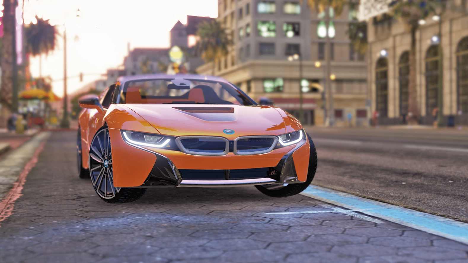 宝马i8城市驾驶模拟器最新版