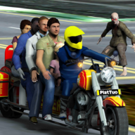 美国巴士自行车僵尸救援3D无限金币破解版