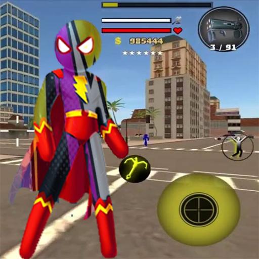 超级英雄绳索破解版