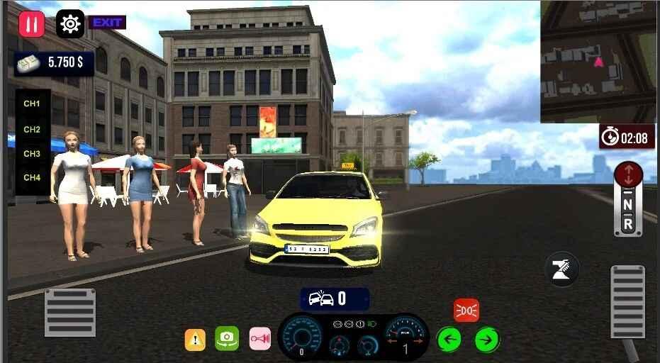 taxi sim破解版苹果版